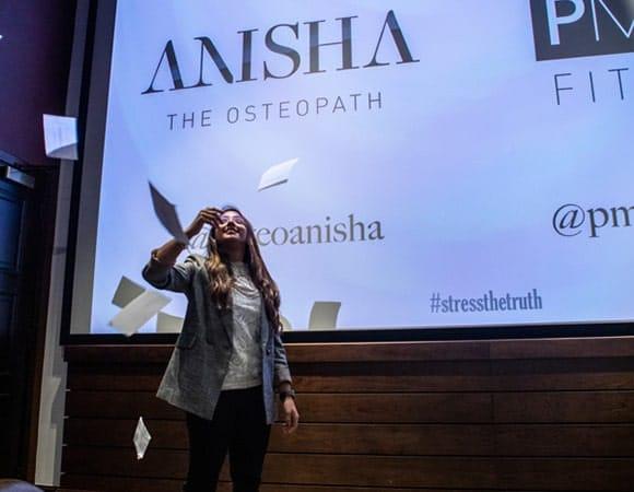 Anisha Teacher
